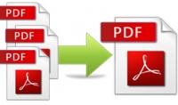 دمج ملفات PDF حسب الترتيب الذي تريده