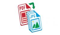 تحويل ملفات PDF إلى JPG