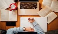 كتابة أبحاث لغة عربية