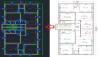 اقوم برسم مخططات معمارية باستخدام Autocad