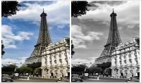 تحويل الصور من أبيض واسود إلى ملونة