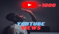 3000 مشاهده يوتيوب حقيقي عربى 100%