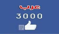 إضافة 2000 معجب عربي متفاعل لصفحتك على الفيس بوك