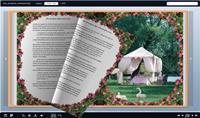 تصميم كتاب أو مجله فلاش لمنتجاتك أو اى موضوع تختارة