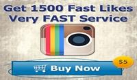اضافه 1500 لايك سريع جدا لاي صورة في الانستغرام مقابل